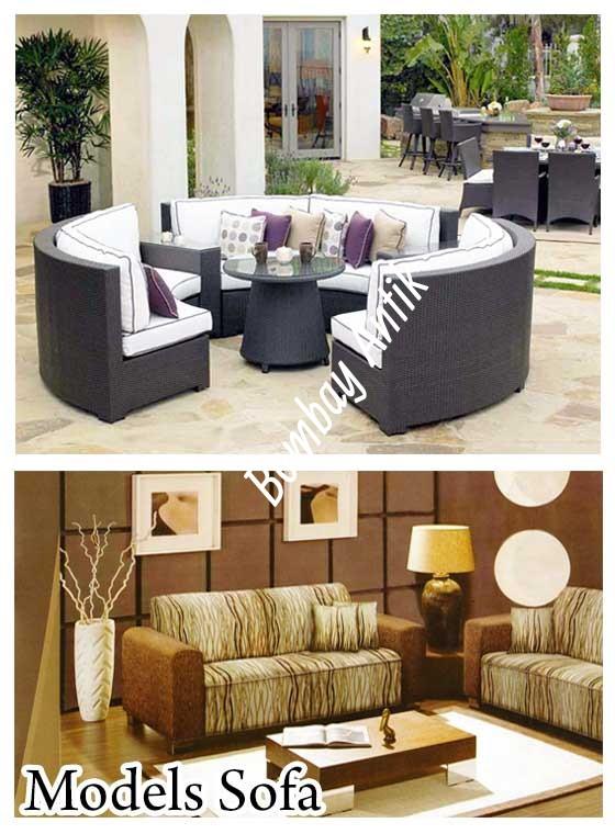 Bombay Antik Sofa Models